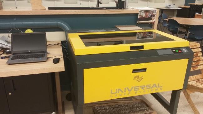 Universal Laser Engraver